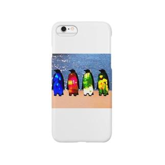penguins Smartphone cases