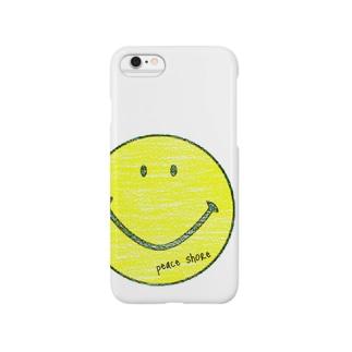 peace shore smile Smartphone cases