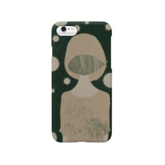 遮りちゃん Smartphone cases