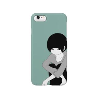 男の子(お揃い可)  Smartphone Case