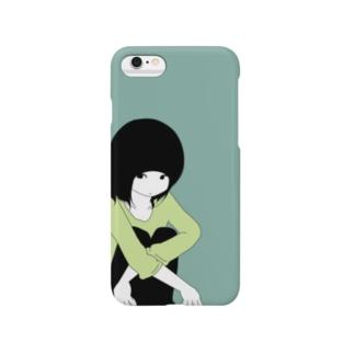 女の子(お揃い可) Smartphone Case