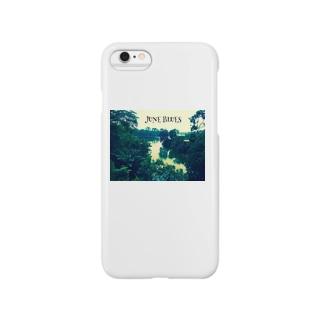 JUNE BLUES  Smartphone cases