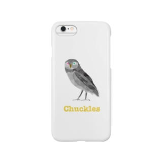 chuckles owl Smartphone cases