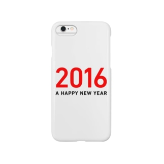 A Happy New Year 2016 Smartphone cases