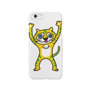 トラジル Smartphone cases