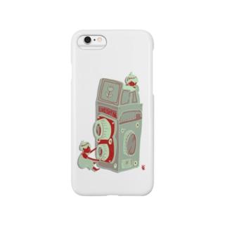 CAMERA BOY'S Smartphone cases