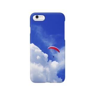 グライダーは夢をみる Smartphone cases
