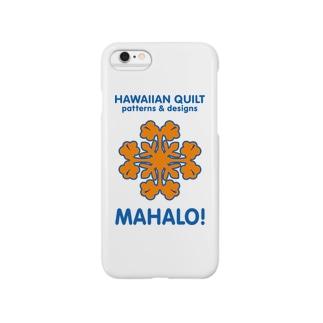 マハロ! Smartphone cases