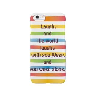 虹に Smartphone cases