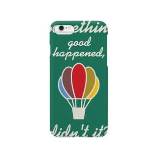 occasiの気球 Smartphone cases