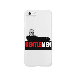 ジェントルマン Smartphone cases