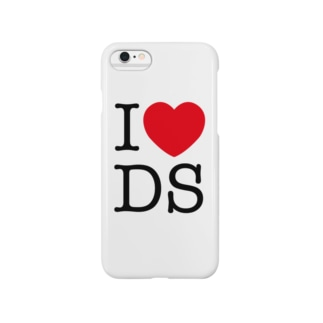 I LOVE DS Smartphone cases