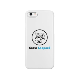 Snow Leopard Smartphone cases