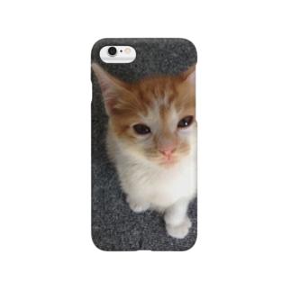 子猫シリーズ1 Smartphone cases