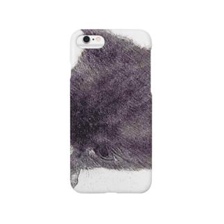 『黒仔猫ココア』 Smartphone cases