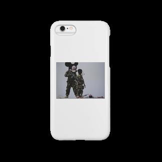 Vigiのサイコマウス Smartphone cases