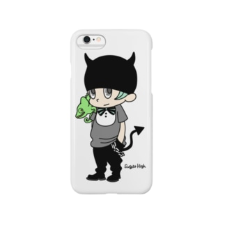 Little devil Smartphone cases