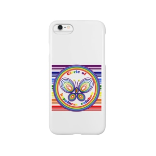 CHR butterfly Smartphone cases