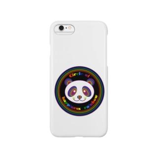 CHR black panda Smartphone cases
