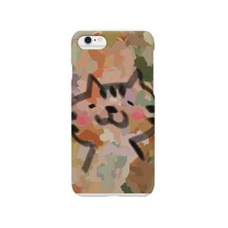 寅ノ助ラクガキ Smartphone cases