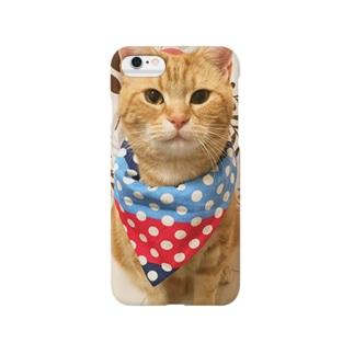 おめかしチャッピーくん Smartphone cases