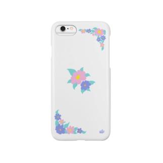 春の庭先 Smartphone cases