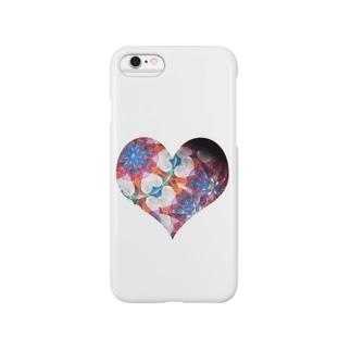 ♥万華鏡ハート♥ Smartphone cases