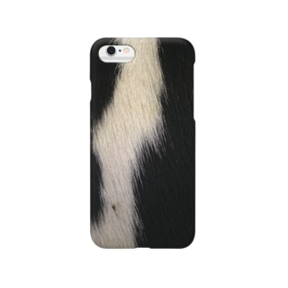 牛柄 Smartphone cases