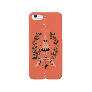 星の生まれた日 Smartphone cases