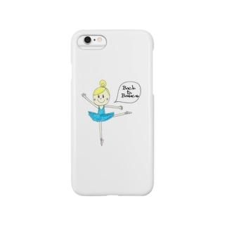Little Ballerina Smartphone cases