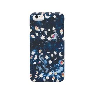鯨ノ世界(天文部) Smartphone cases