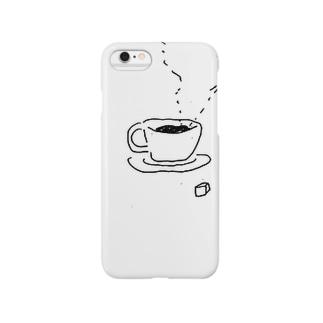 のじのCoffee  Smartphone cases