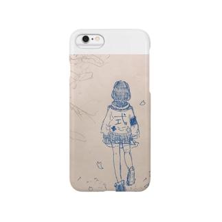 式ちゃん。 Smartphone cases