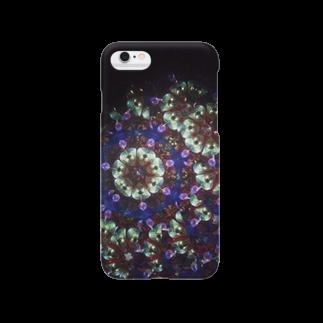 ∞raindorops∞の万華鏡ケース Smartphone cases