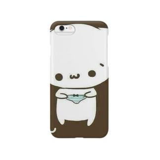 パンツびろーん Smartphone cases