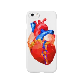 Glass Heart Smartphone cases