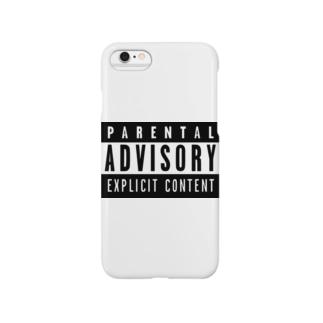 Parental Advisory Smartphone cases