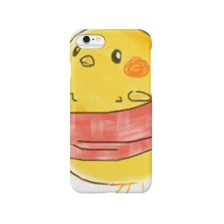 黄色いあの子 Smartphone cases