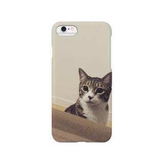 ねこまる広場の兄ネコ らいちさん 第一弾グッズ♥ Smartphone cases