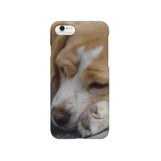 sleep dog Smartphone cases