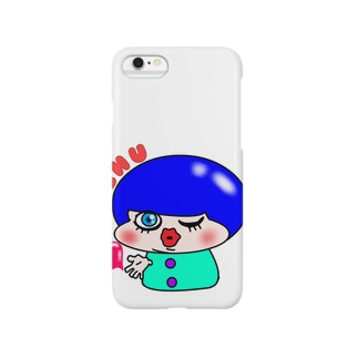Kiss you Smartphone cases
