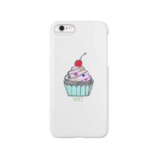 Cupcake!! Smartphone cases