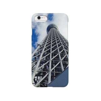 東京スカイツリー Smartphone cases