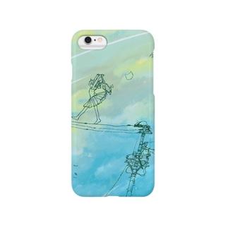 帰り道 Smartphone cases