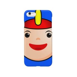 ハッピーエイト Smartphone cases