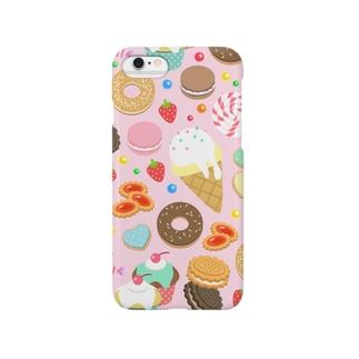 スイーツボックス Smartphone cases