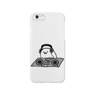 DJあざらし Smartphone cases