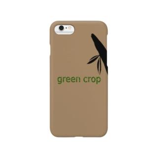 green crop Smartphone cases
