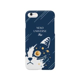 ネコユニバース Smartphone cases