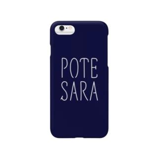 potesara スマートフォンケース